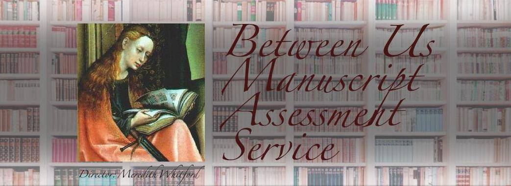 Between Us manuscript assessment service